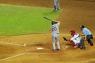 Kevin Youkilis at bat – 2011 MLB All-Star Game