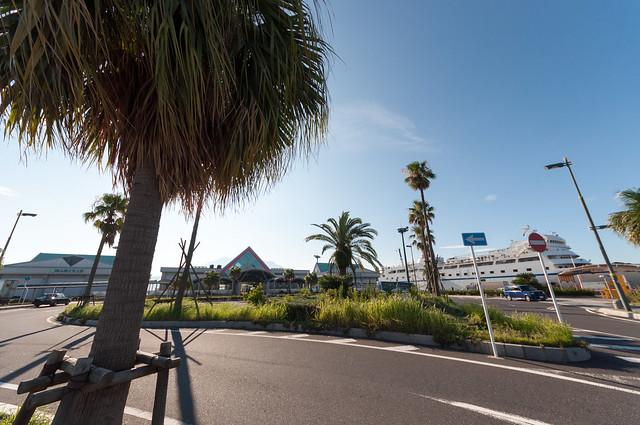 南埠頭フェリーターミナル