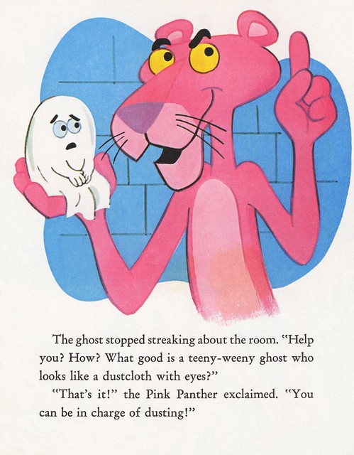 The Pink Panther in the Haunted House00021