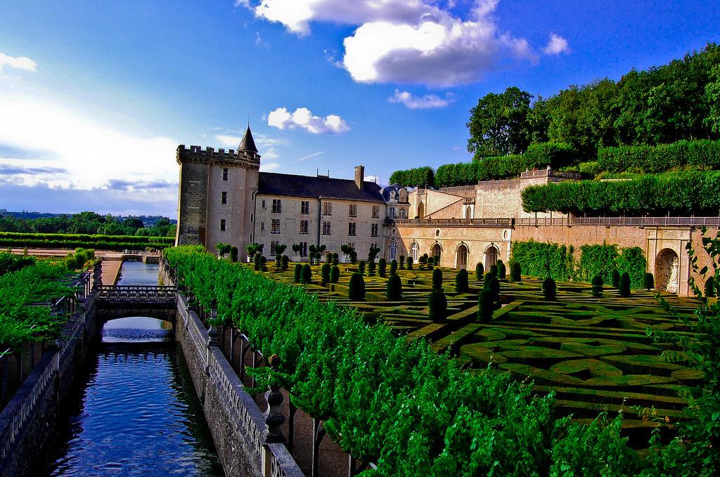 Castillo de Villandry