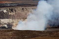 soil, volcanic crater, geyser, geology, landscape, volcanic landform,