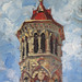 St. Edwards University, oil on panel, SOLD