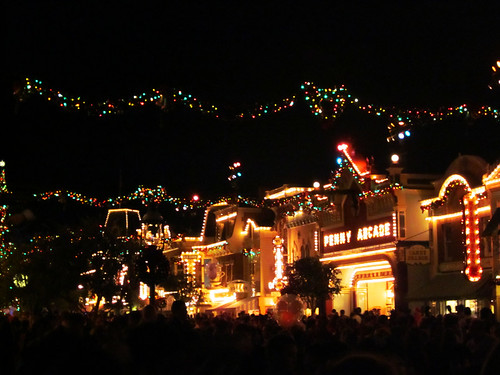 Main Street, at Night