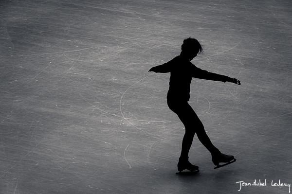 Skating Silhouette