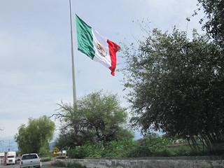 bandera en tarimoro