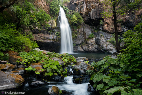 creek sunrise river landscape feather gorge cascade horsetail montgomerycreek potemfalls shastaforest
