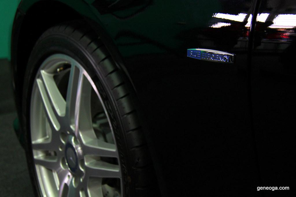 Mercedes Blue Efficiency