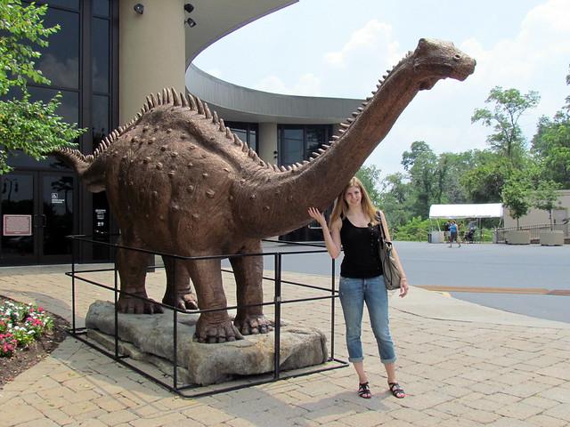 Dinosaurs Creation Museum Kentucky A Tour Of The