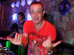 Judge Jules on the Terrace
