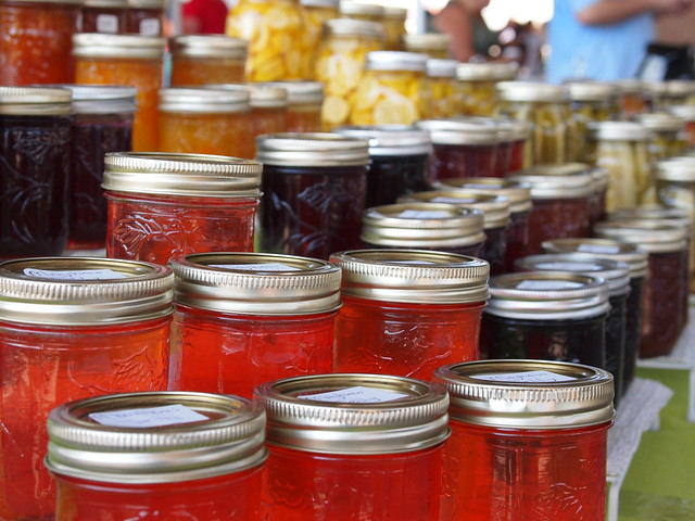 Shreveport Farmers' Market: Jams and jellies galore