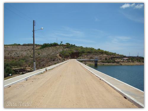 Açude de Lima Campos / Ceará