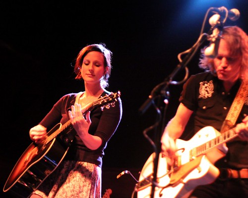 Melissa McClelland & Luke Doucet