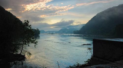 river wv potomac shenandoah jeffersoncounty