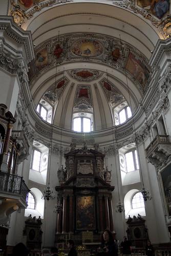 Salzburg Dom 薩爾斯堡 大教堂