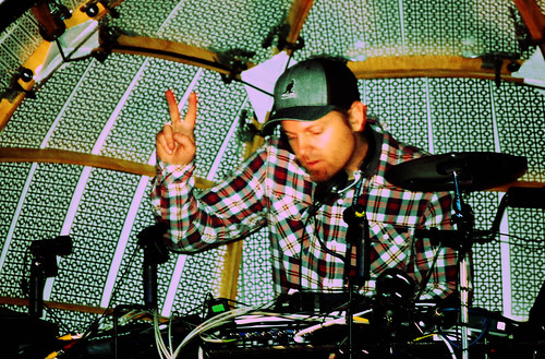 peace,dj shadow