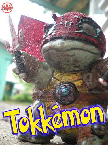 tOkKustom:: Teenage Mutant Ninja Squirtle vii