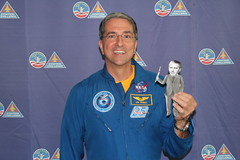 Virtual Von Braun & Astronaut Dr. Don Thomas