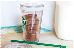 Coffee Ice Cubes
