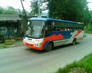 Luzon Bus Corp. 91010