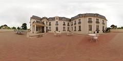 Castle Sermaise (outdoors)