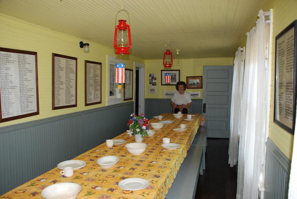 Bagg Farm Dining Room