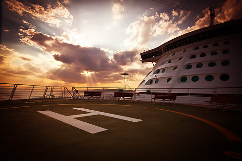 MS Navigator of the Seas by Royal Caribbean by johnny mckee