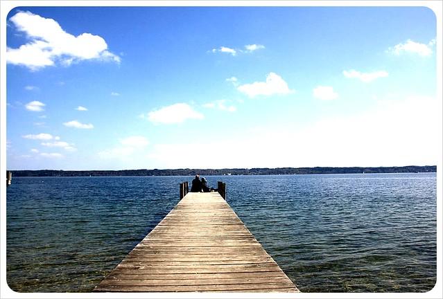 Lake Starnberg dock