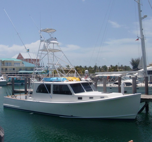 Charter fishing boat deep sea fishing atlantic beach for Nc deep sea fishing charters