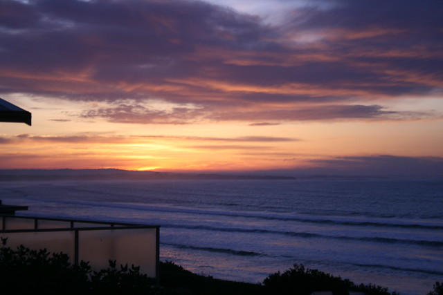 Sunrise from Port Fairy Balcony