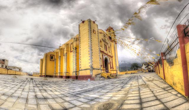 Iglesia de Tetela de Ocampo