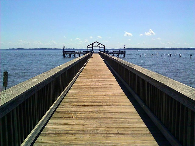Fishing pier at leesylvania state park flickr photo for Fishing piers near me