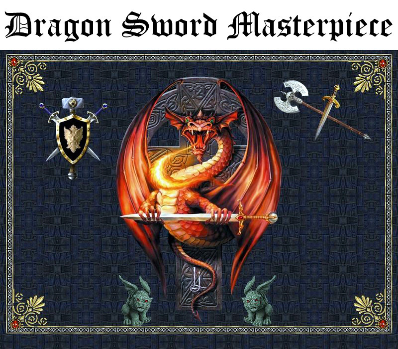 Dragon Sword Masterpiece