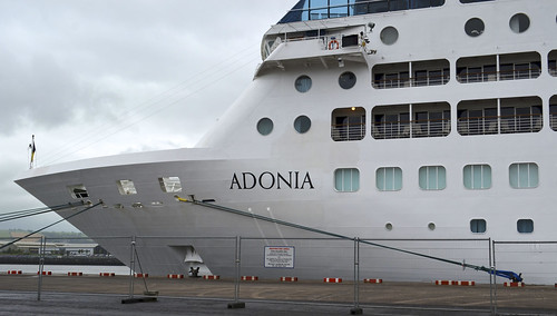 Adonia Cruise Ship Belfast 18th July 2011 10 by alan06