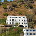 The village of Loutro on the Greek island of Crete