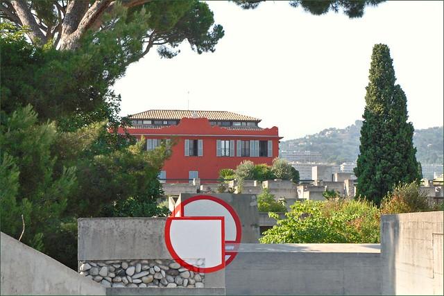 Les terrasses de la villa arson nice terrasse n 4 for Jardin villa arson nice