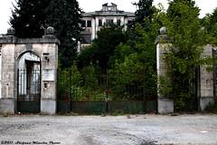 #65 Abandoned Hospital - Gate