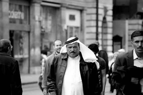 The Arabian Sheik