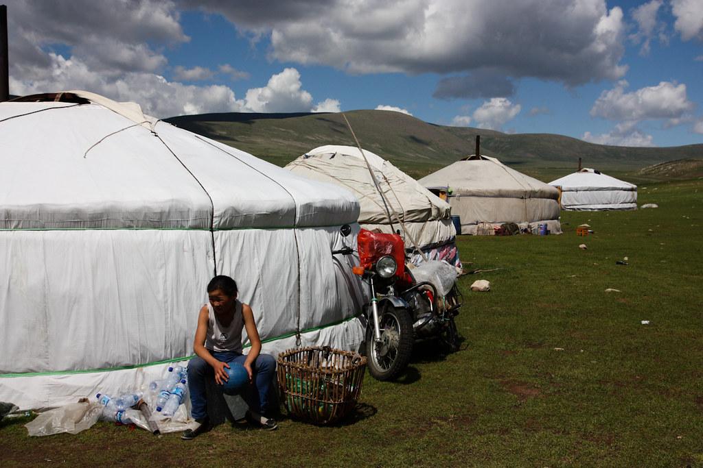 Ger Camp