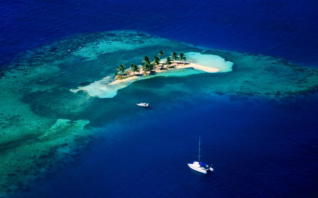 остров Goffs Caye