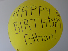 Ethan's 16th