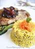 pork chop&turmeric pilaf_IMG_8031