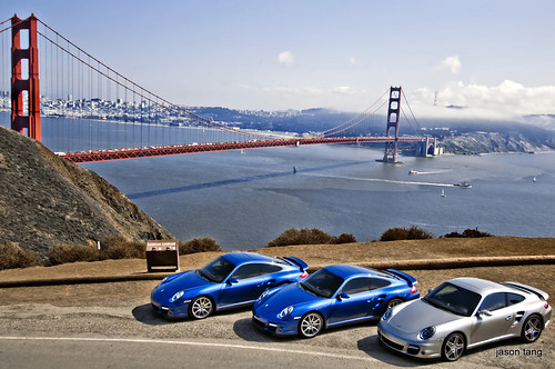 997TTs and San Francisco