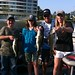 Great day of Bass Fishing for Cole & Emily with Elite Professional Angler Randy Howell and Hunt of a Lifetime! Total of 25 Bass!