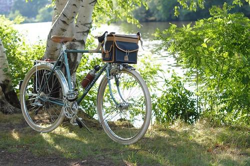 Randonneur, Charles River