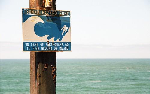 In Case of Tidal Wave, RUN!