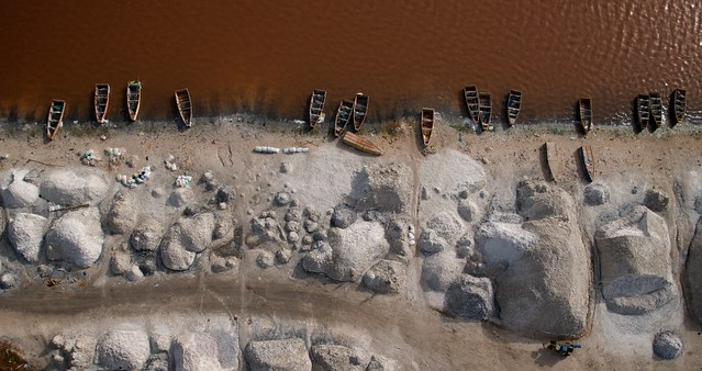 Salt Boats