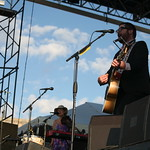 The Decemberists at Newport 2011