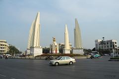 Bangkok : Independence monument