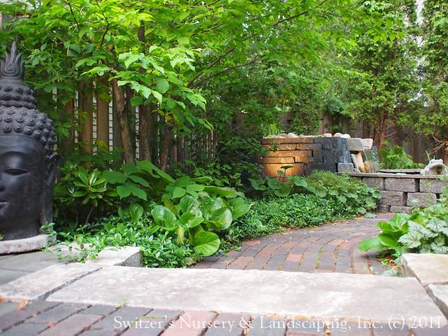 Minnesota landscape design inspired by bali natural for Landscape design mn