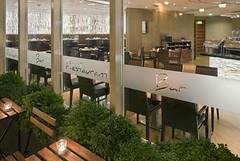 Restaurant Bar New Dorrius Amsterdam - Hotel Crown Plaza